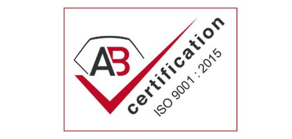 EKOSCAN is certified ISO 9001 : 2008